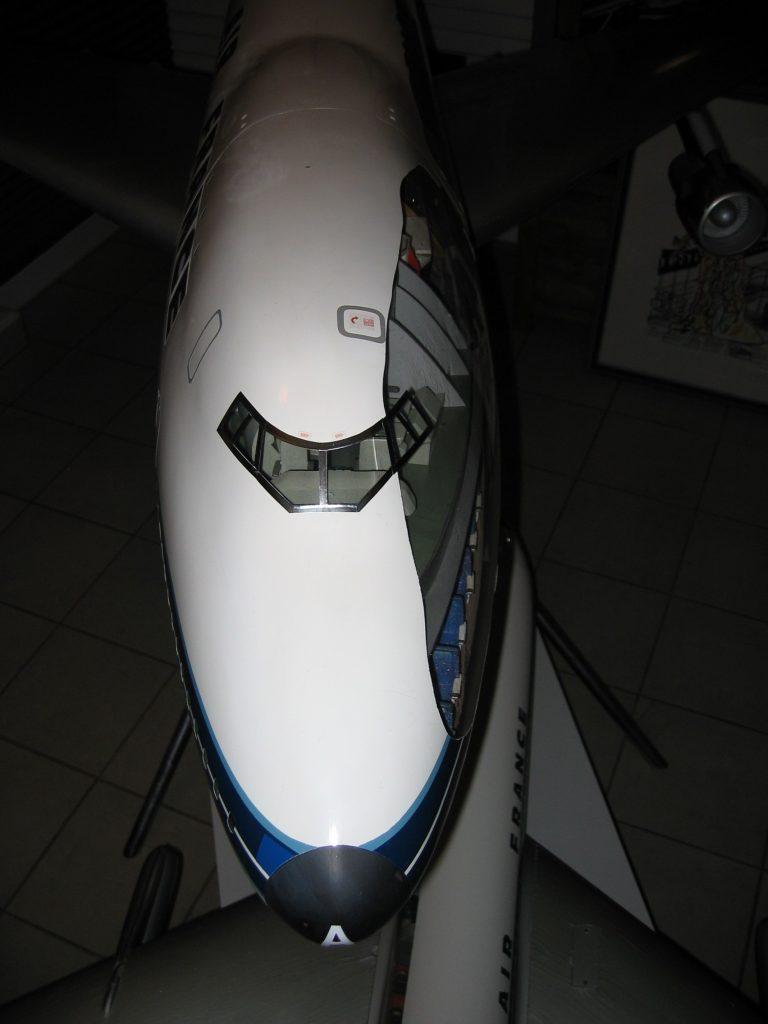 B 747 AF 002
