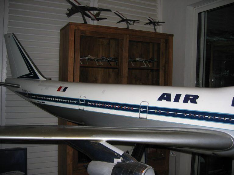 B 747 AF 016