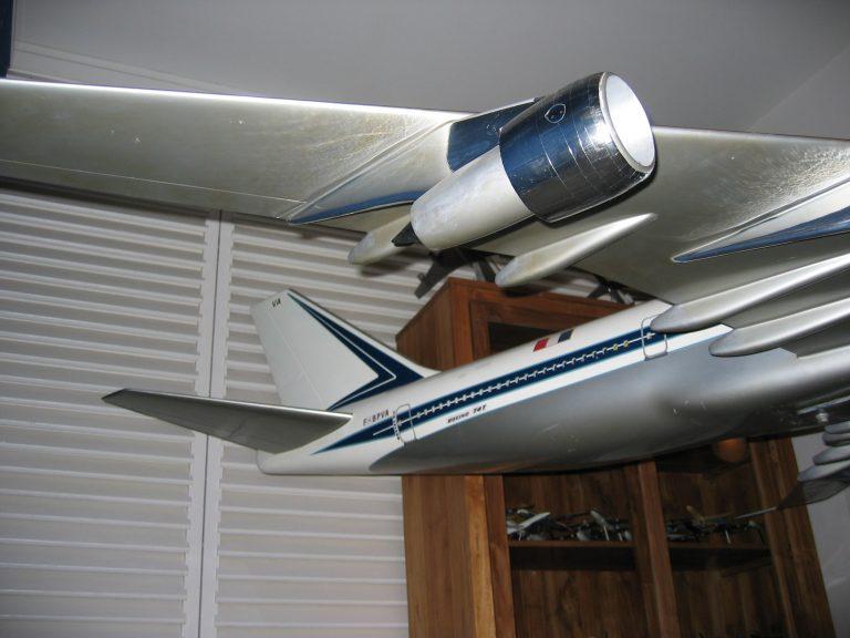 B 747 AF 019