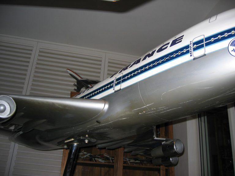 B 747 AF 022