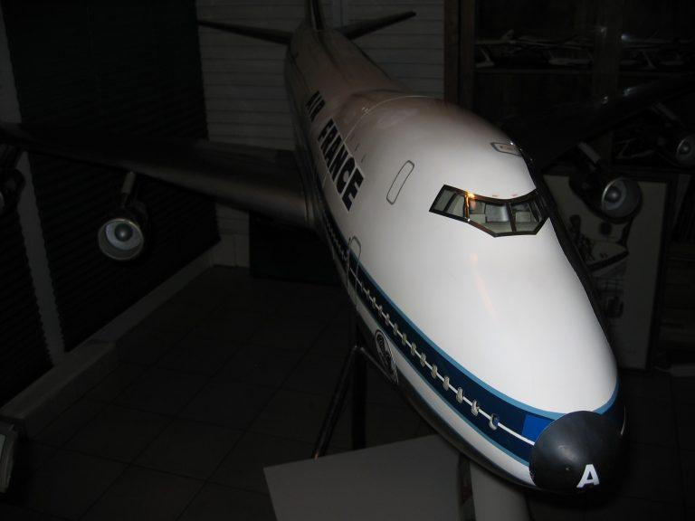 B 747 AF 026