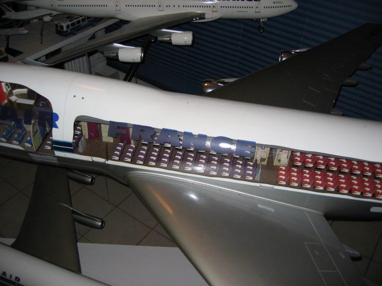 B 747 AF 038