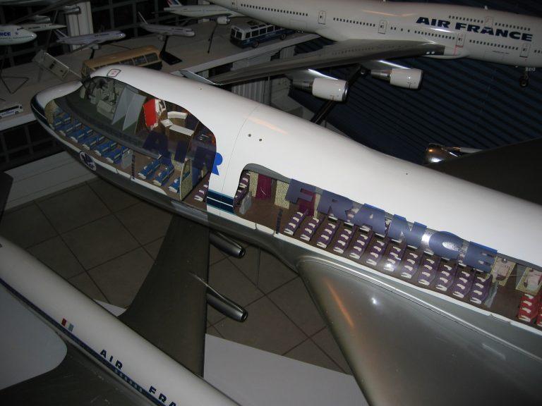 B 747 AF 039