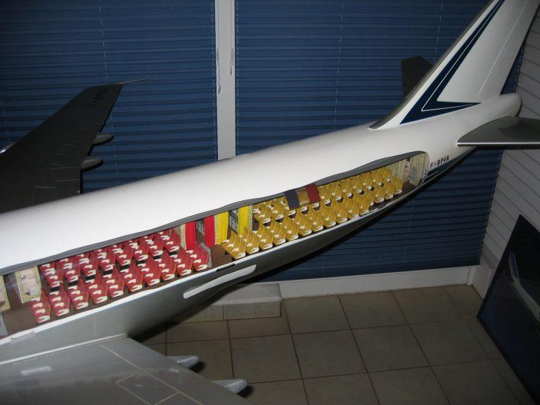 B 747 AF 042