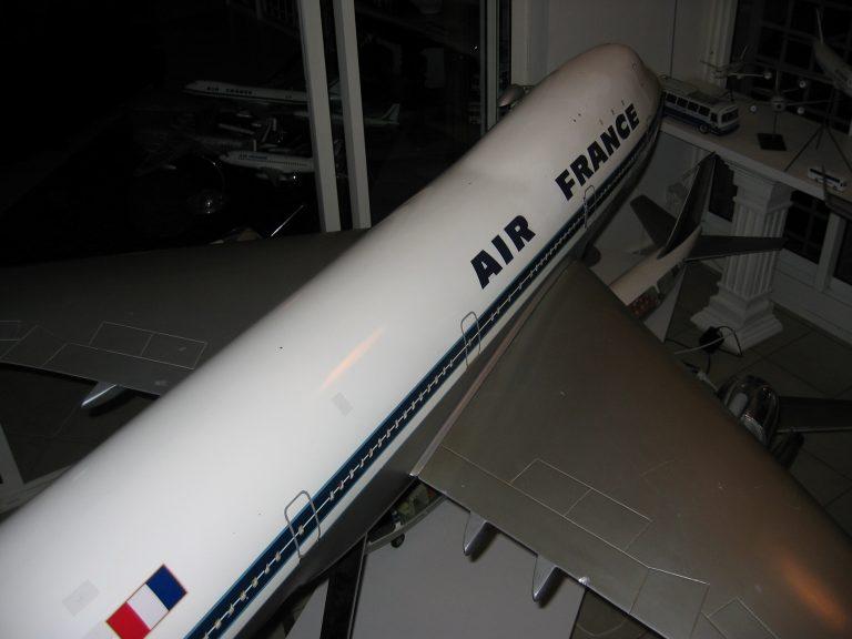 B 747 AF 049