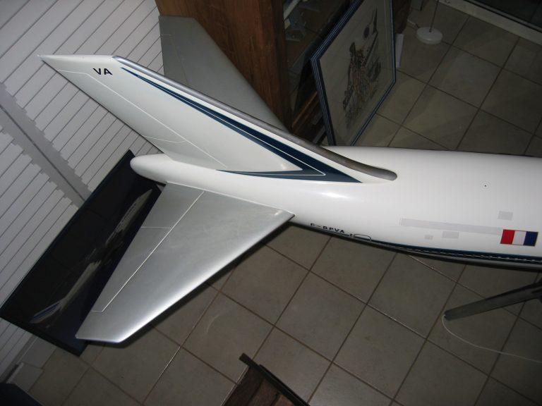 B 747 AF 052