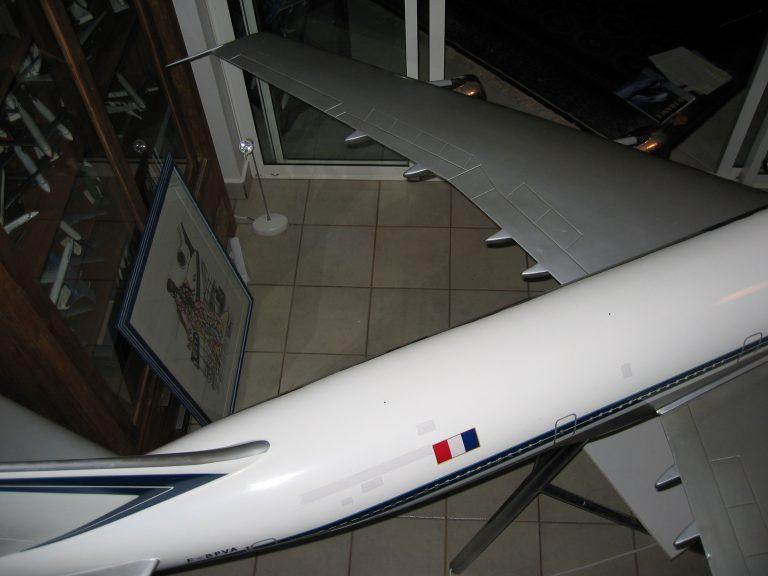 B 747 AF 053
