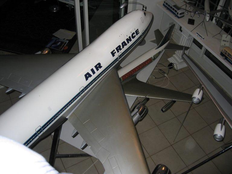 B 747 AF 054