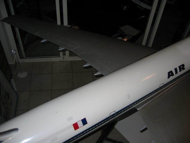 B 747 AF 056