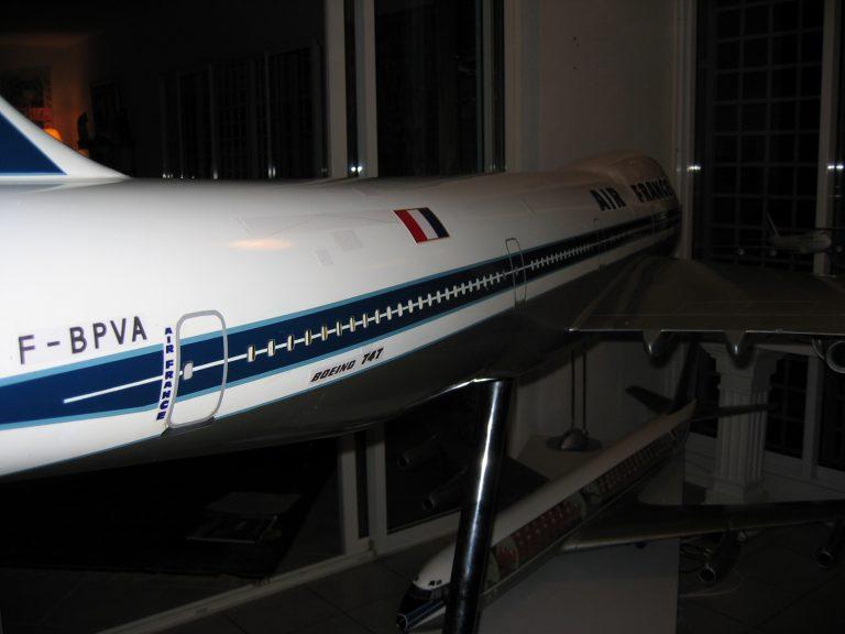 B 747 AF 060