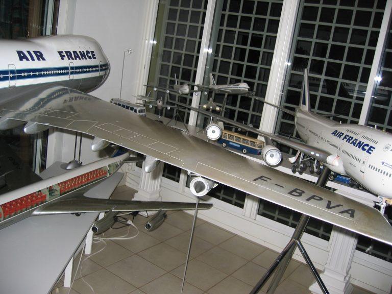 B 747 AF 061