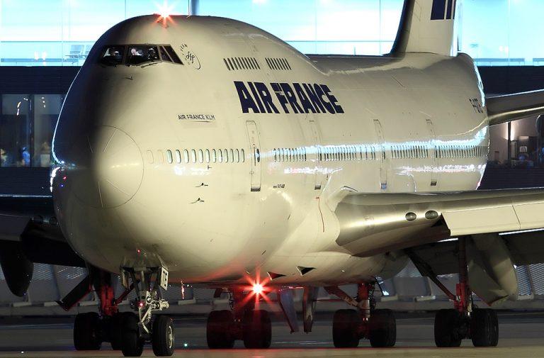 B747 400 AF 2