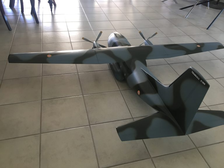 C-160 Transall 1/20th Scale Solid Model